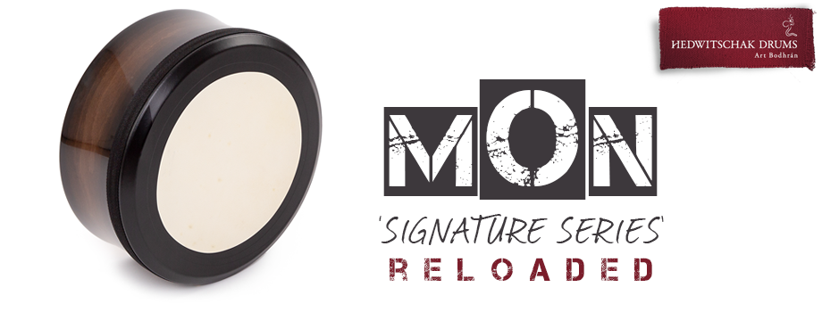 MON 'Signature Series' Bodhrán